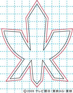 侍戦隊シンケンジャー シンケンブルー04 イラストの描き方 sinken