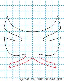 侍戦隊シンケンジャー シンケンピンク03 イラストの描き方 sinken