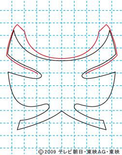 侍戦隊シンケンジャー シンケンピンク04 イラストの描き方 sinken