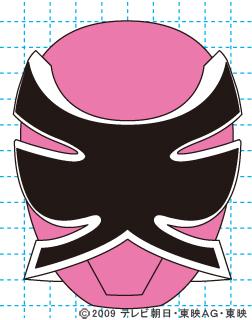 侍戦隊シンケンジャー シンケンピンク完成01 イラストの描き方 sinken