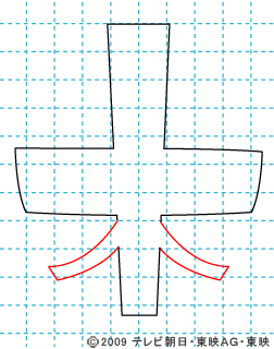 侍戦隊シンケンジャー シンケングリーン03 イラストの描き方 sinken