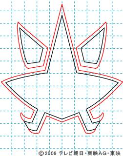 侍戦隊シンケンジャー シンケンゴールド04 イラストの描き方 sinken
