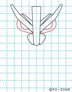 超神ネイガー04 秋田県 ローカルヒーロー イラストの描き方