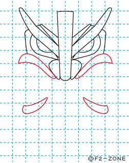 超神ネイガー05 秋田県 ローカルヒーロー イラストの描き方