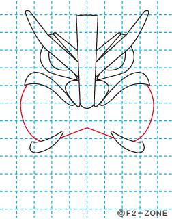 超神ネイガー06 秋田県 ローカルヒーロー イラストの描き方