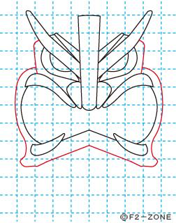 超神ネイガー07 秋田県 ローカルヒーロー イラストの描き方