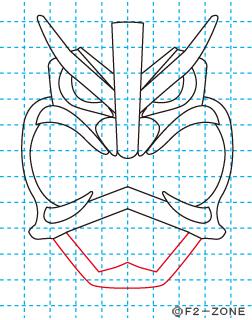 超神ネイガー08 秋田県 ローカルヒーロー イラストの描き方