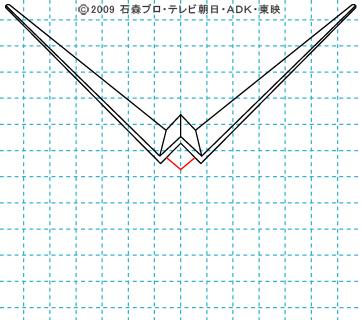 仮面ライダーW(ダブル) ダブル03 イラストの描き方 サイクロンジョーカー