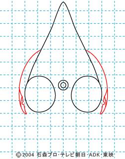 仮面ライダー剣(ブレイド) イラストの描き方 MASKED RIDER ♠ 03