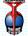 仮面ライダーカブト イラストの描き方 カブト(ライダーフォーム)