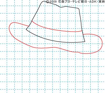 仮面ライダーW(ダブル) 仮面ライダースカル イラストの描き方 おやじさん02
