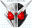 仮面ライダーW(ダブル) ダブル イラストの描き方 ファングジョーカー