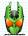 仮面ライダーオーズ オーズ(ガタキリバコンボ) イラストの描き方はこちらへ