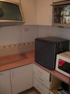 昆明豪華病室のキッチン