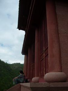 石宝山登山3