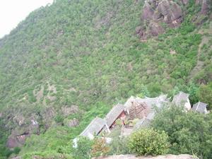 石宝山登山6