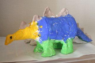 恐竜の貯金箱2