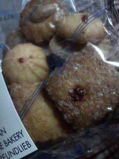 クッキー!