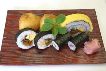 いなり寿司 かんぴょう巻き
