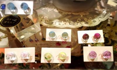 MU-RA,ムーラ,モナドグラス,Na:zy,カラーガラス,ハンドメイドガラス,手作りガラス,アクセサリー,ソラマチ,スカイツリー
