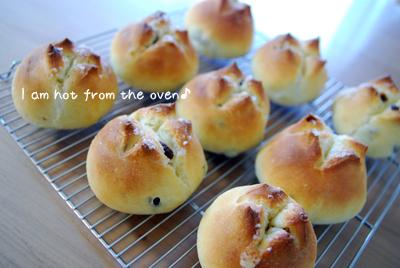 ぶどうパン2*