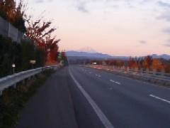 富士山キレイでした!