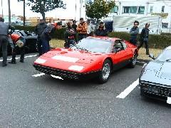 なつかしのフェラーリに。。。