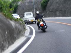 前に車がある時意外は撮影不可 (>_<)