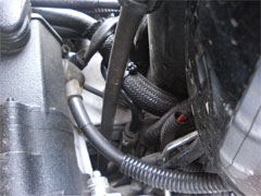 バッテリーアース '05 モデル