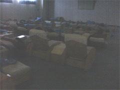 安眠スペースです。