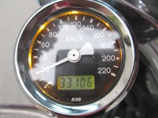 2,156km も走っちゃってました。 (>_<)