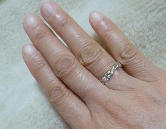 形見の指輪