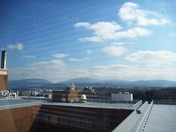 病院の窓から・その2
