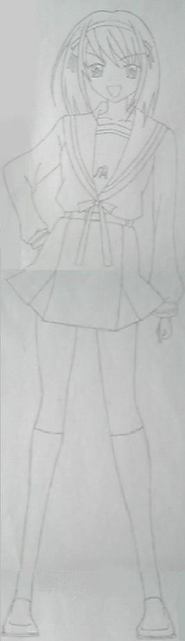 涼宮ハルヒの憂鬱