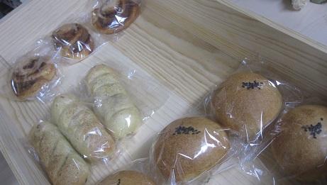 AOWのパン