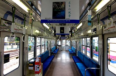 叡山電車 悠久の風号