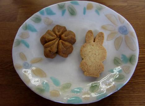 季節のパン小皿