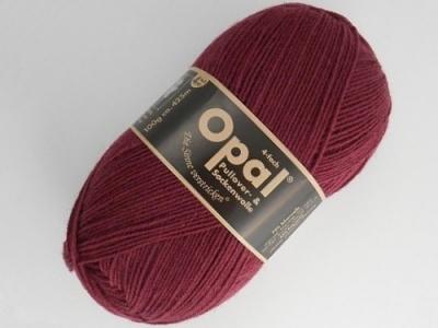 OPAL毛糸 ブルゴーニュ