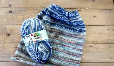 OPAL毛糸