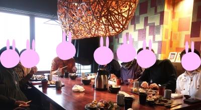 編み物カフェ