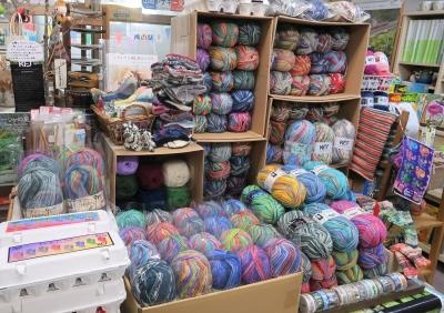 オパール毛糸