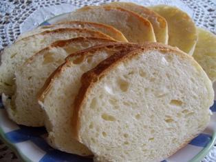 メランジュールロボでパン生地作り