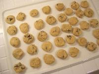 チョコチャンク ピーナッツバタークッキー 060321-3