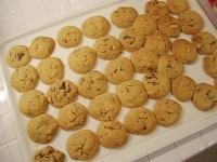 チョコチャンク ピーナッツバタークッキー 060321-4