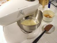 メランジュールロボを使ってお菓子作り♪