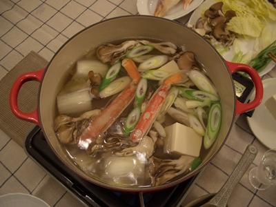 水炊き ルクルーゼ ココットジャポネーズ