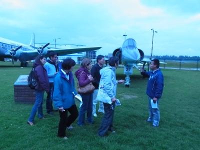 飛行博物館