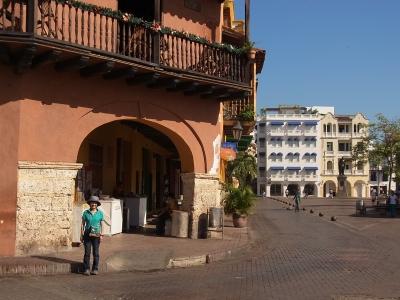 カルタヘナの町