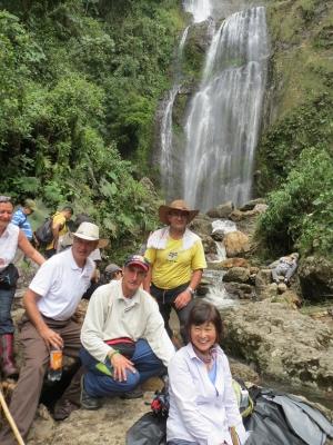 二つ目の滝