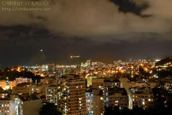 リオデジャネイロの美しい夜